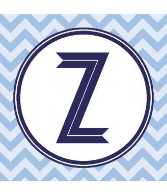 """Raidė """"Z"""" šventinei..."""