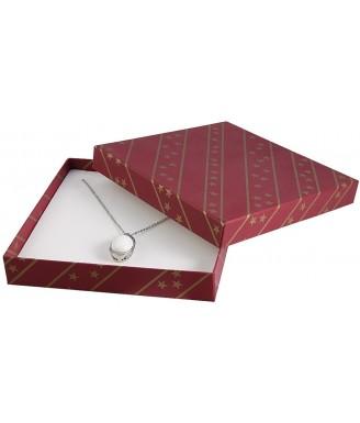 Dėžutė papuošalams raudona