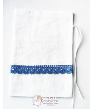Balti lininiai maišeliai...