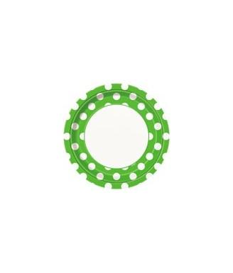 Lėkštės Žirniukai žalios