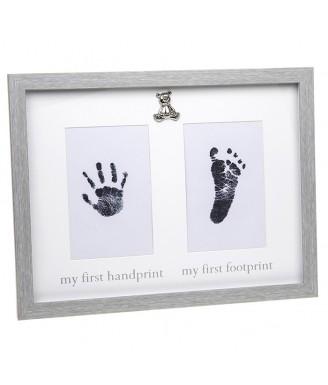 Rėmelis kūdikio pėdutės bei...