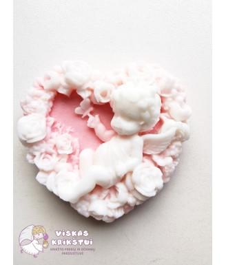 Kvepiantis rožinis...