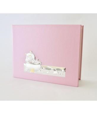 Albumas rožinis