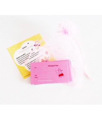 Profesijų kortelės mergaitėms
