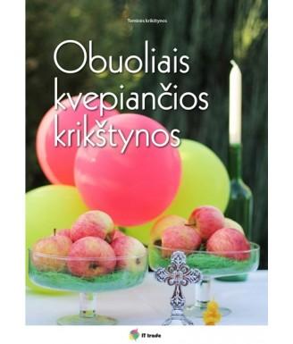 """Knyga """"Obuoliais..."""