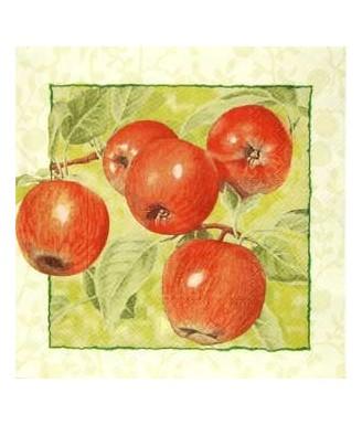 """Servetėlės """"Obuoliai"""""""