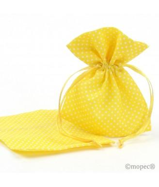 Geltonas maišelis Žirniukai