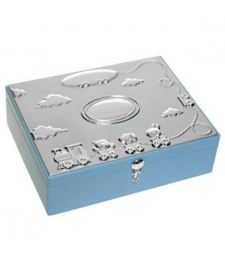 Saugojimo dėžutė žydra