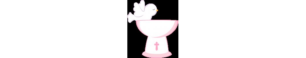 Krikštynų rožančiai vertybes simbolizuojanti dovana vaikelio ateičiai.