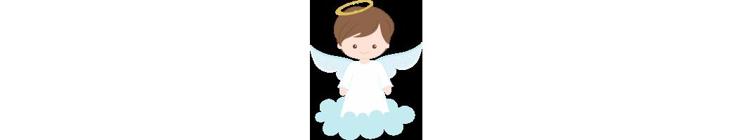 Svarbi krikštynų atributikos dalis yra krikštynų diplomai ir įsakymai.